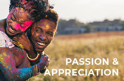 passion and appreciation safcoin